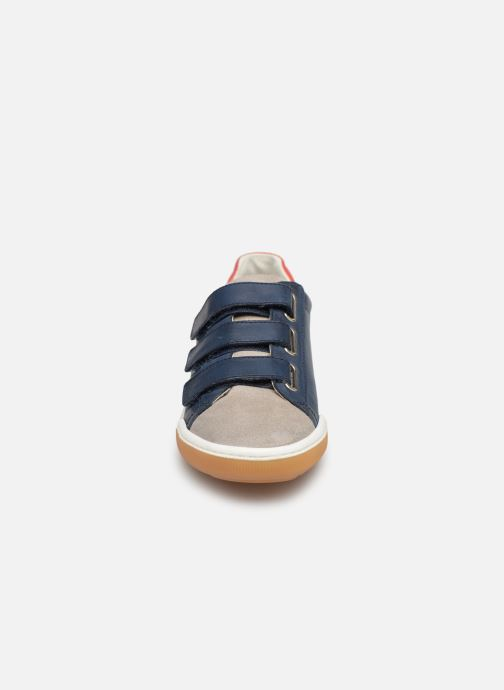 Trainers Naturino Cliff VL Blue model view
