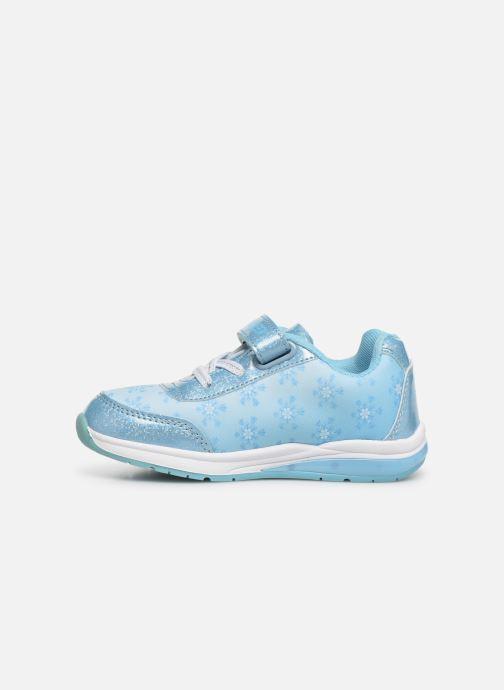 Baskets Frozen Groseille Bleu vue face