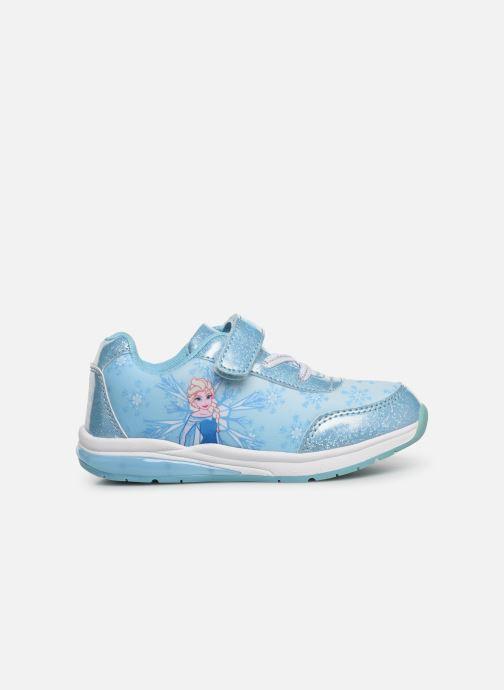 Baskets Frozen Groseille Bleu vue derrière