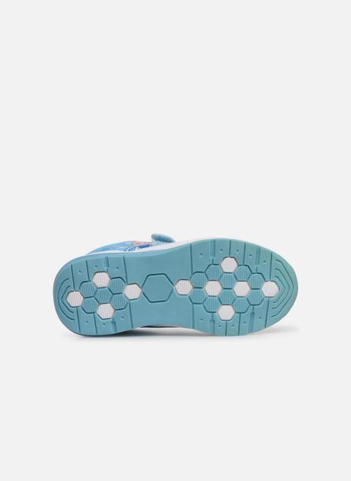 Sneakers Frozen Groseille Blauw boven