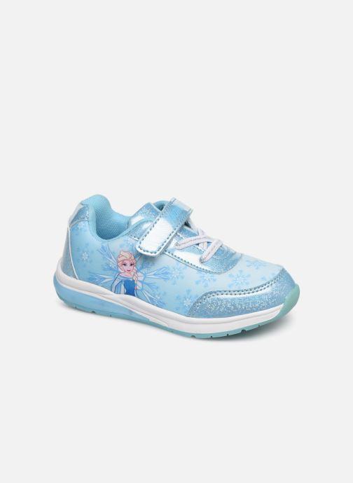 Baskets Frozen Groseille Bleu vue détail/paire