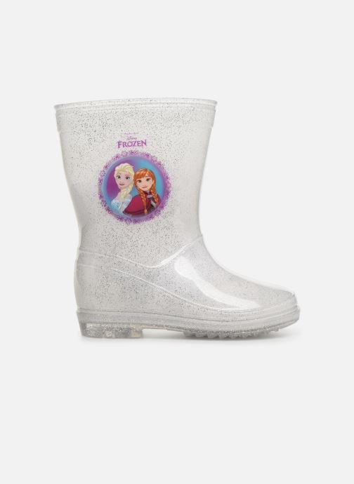 Laarzen Frozen Serenade Wit achterkant
