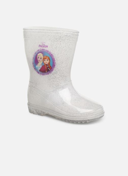 Støvler & gummistøvler Frozen Serenade Hvid detaljeret billede af skoene