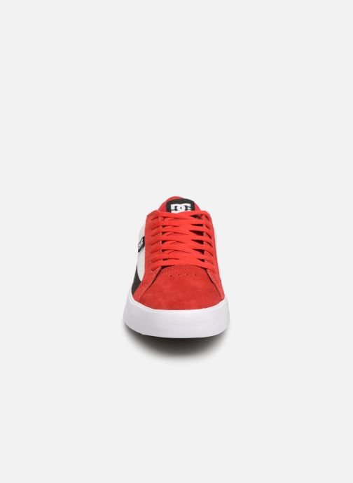 Trainers DC Shoes Lynnfield Red Red model view