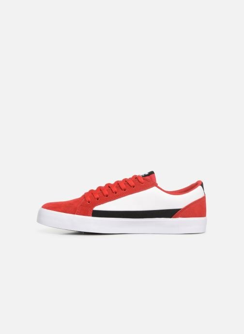 Trainers DC Shoes Lynnfield Red Red front view