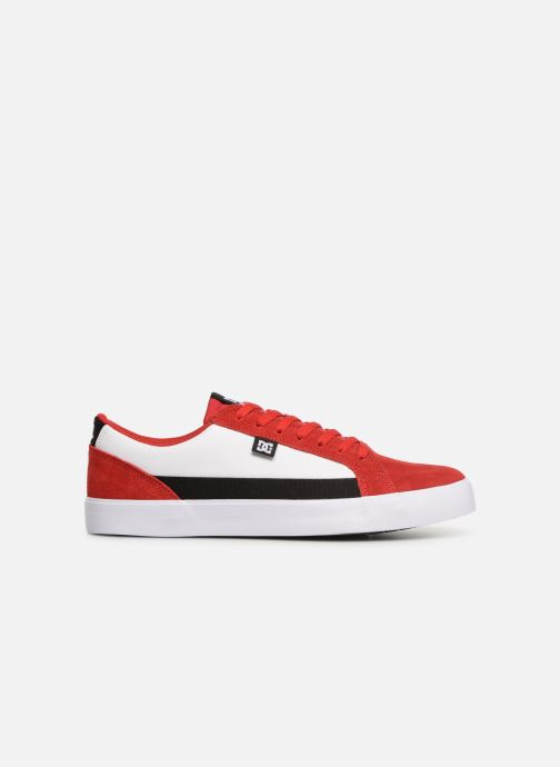 Trainers DC Shoes Lynnfield Red Red back view