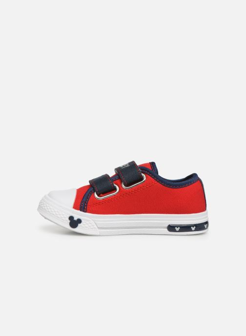 Trainers Mickey Neron Red front view