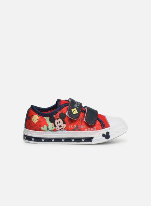 Trainers Mickey Neron Red back view