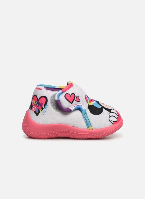 Pantoffels Mickey Saturnin Grijs achterkant