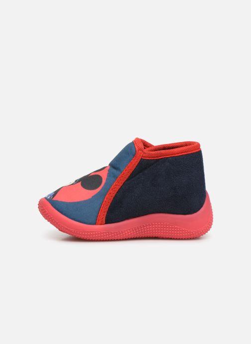 Pantoffels Mickey Saturnin Blauw voorkant