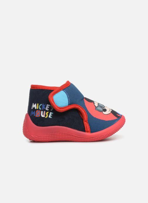 Pantoffels Mickey Saturnin Blauw achterkant