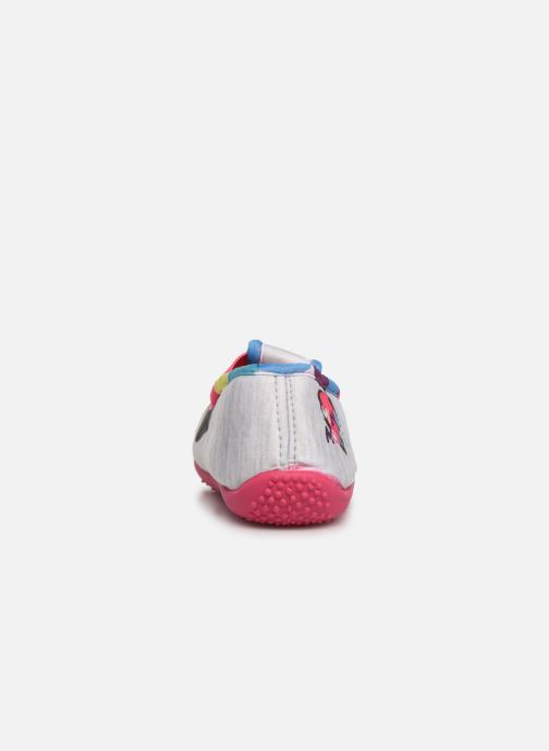 Chaussons Mickey Mouse Soam Gris vue droite