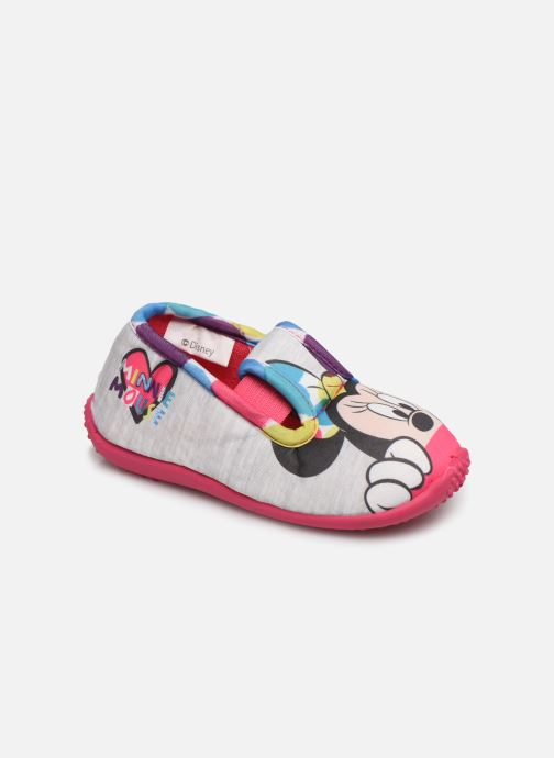 Slippers Mickey Soam Grey detailed view/ Pair view