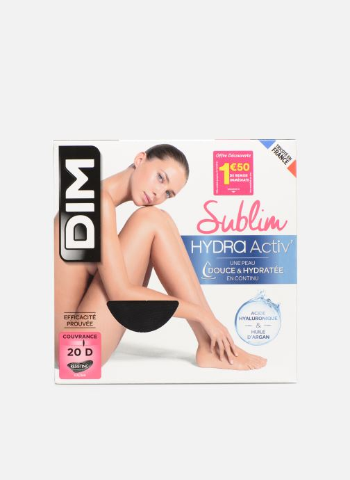 Socken & Strumpfhosen Dim Collant HYDRA ACTIVE Sublim 20D schwarz detaillierte ansicht/modell