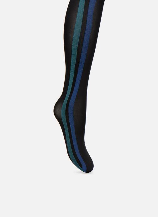 Chaussettes et collants Dim Collant SPORTY LOOK Noir vue portées chaussures