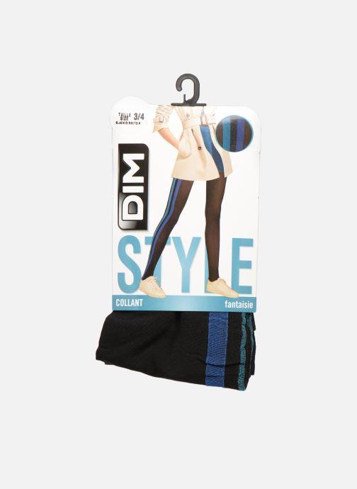 Sokken en panty's Dim Collant SPORTY LOOK Zwart detail