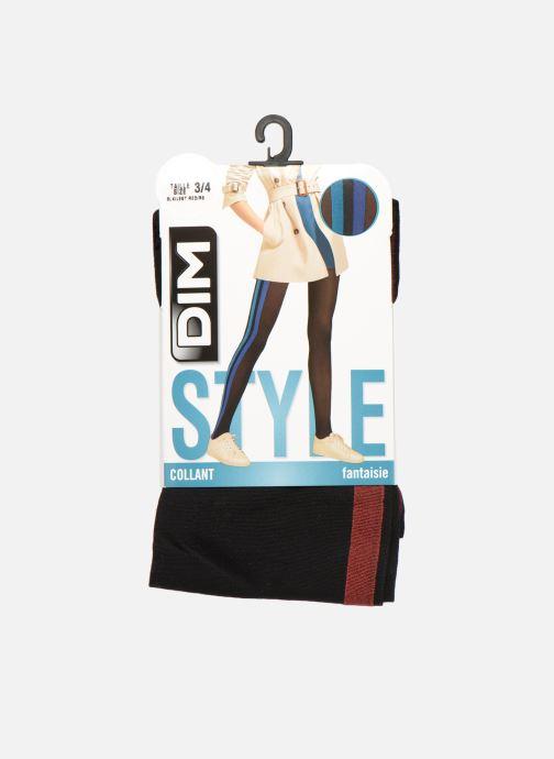 Chaussettes et collants Dim Collant SPORTY LOOK 40D Noir vue détail/paire