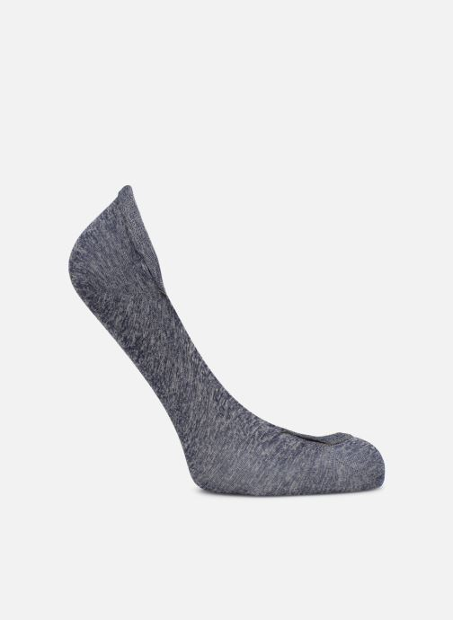 Chaussettes et collants Dim Protège-Pieds Chiné Gris vue portées chaussures