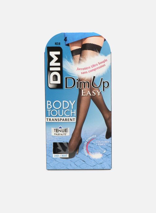 Chaussettes et collants Dim Dim Up Easy - Body Touch Transparent 20D Noir vue détail/paire