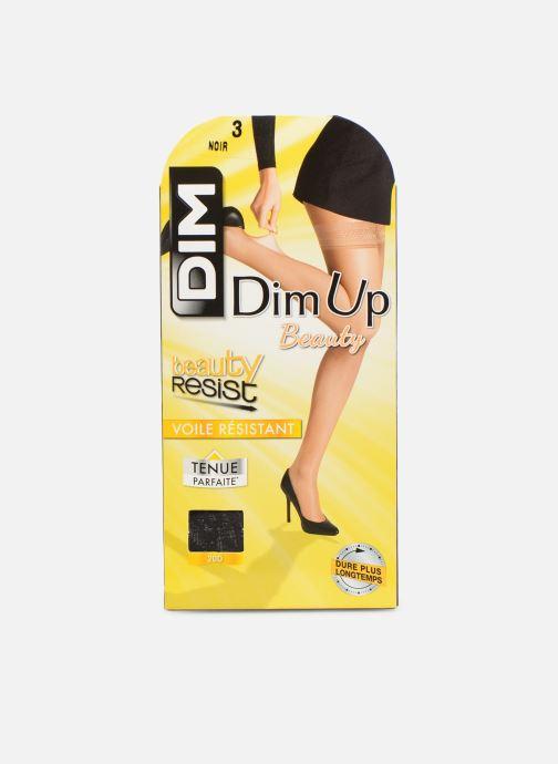 Sokken en panty's Dim Dim Up Easy - Beauty Resist Transparent Zwart detail