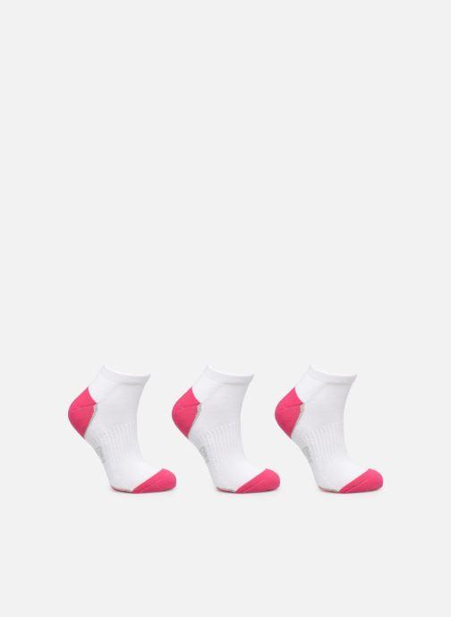 Sokken en panty's Dim Socquette Sport Sneaker Impact Léger Lot de 3 Wit model