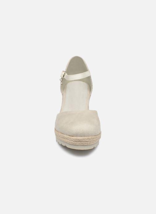 Espadrilles Xti 48941 Blanc vue portées chaussures