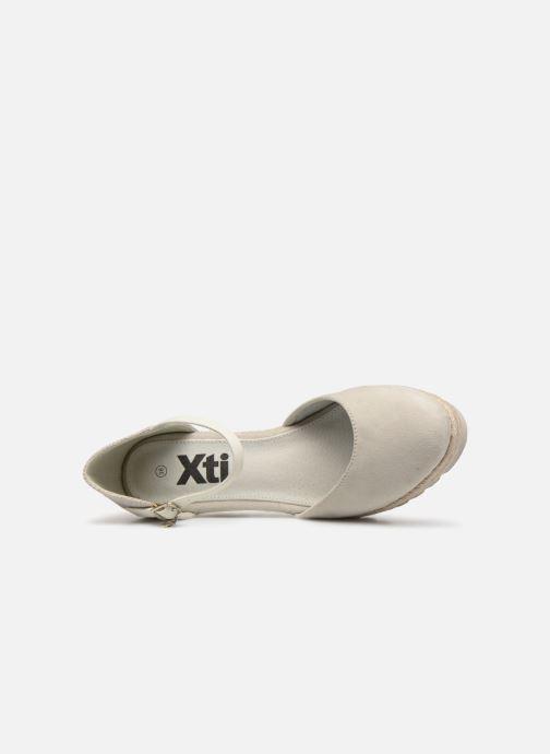 Espadrilles Xti 48941 Blanc vue gauche