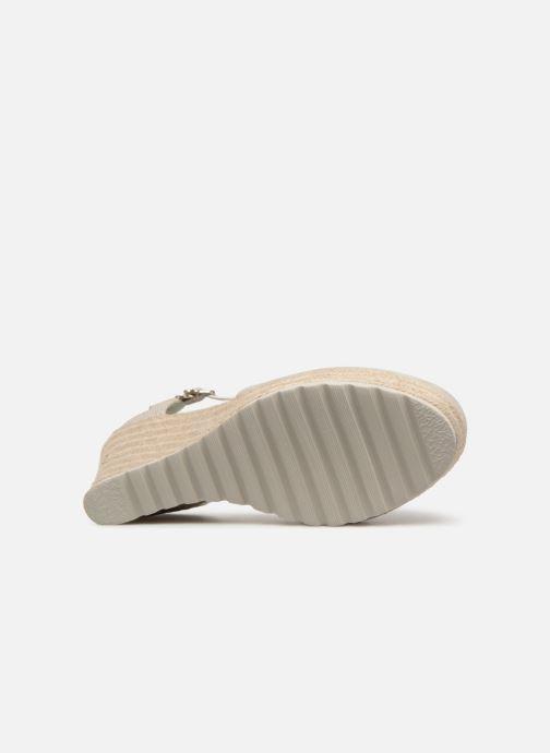 Espadrilles Xti 48941 Blanc vue haut