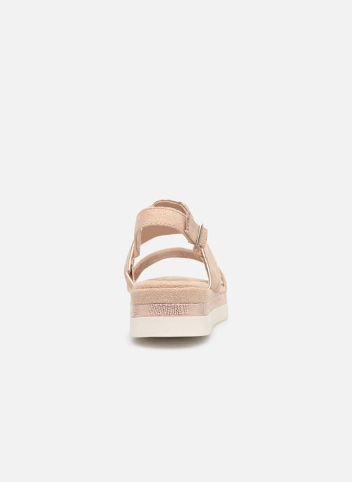 Sandali e scarpe aperte Xti 49004 Beige immagine destra