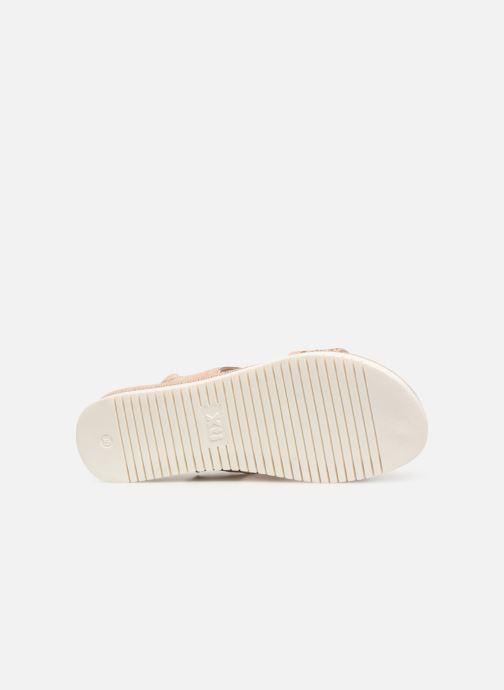 Sandales et nu-pieds Xti 49004 Beige vue haut
