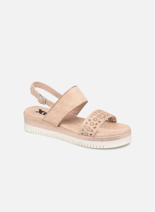 Sandales et nu-pieds Xti 49004 Beige vue détail/paire