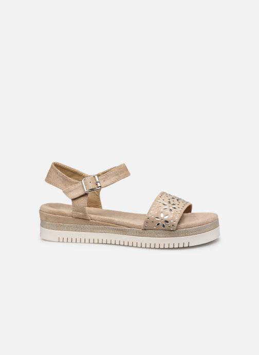 Sandales et nu-pieds Xti 49007 Beige vue derrière