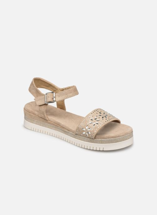 Sandales et nu-pieds Xti 49007 Beige vue détail/paire
