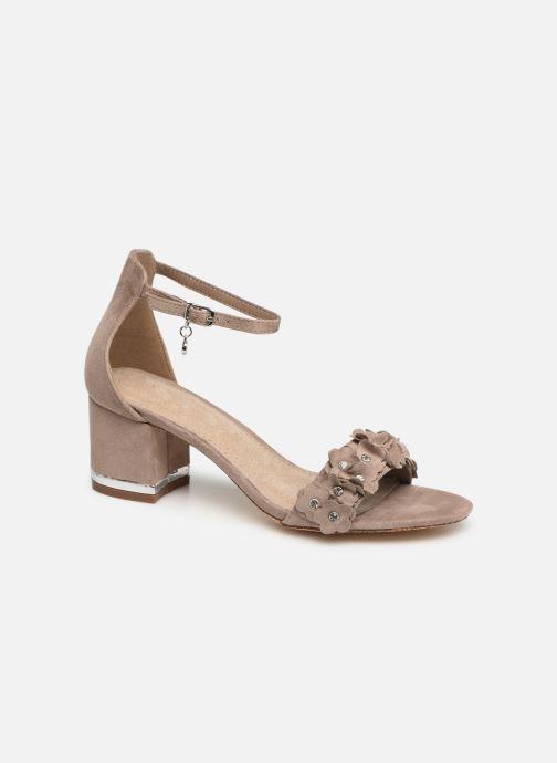 Sandales et nu-pieds Xti 32032 Beige vue détail/paire