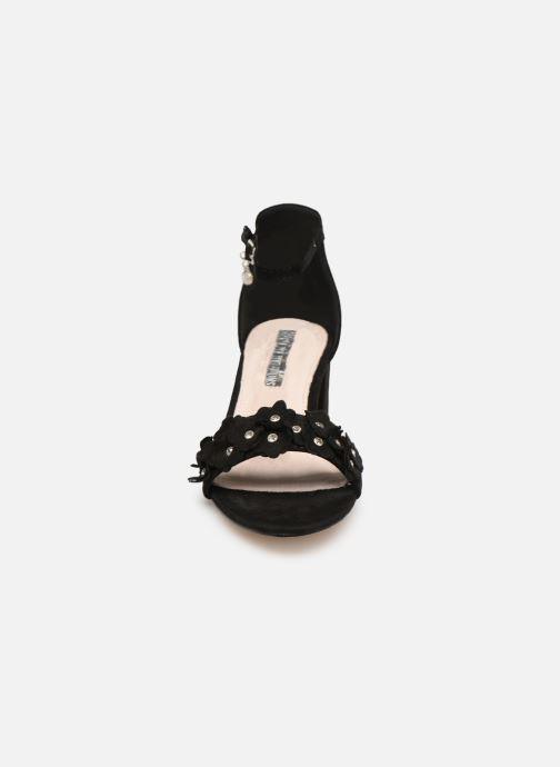 Sandales et nu-pieds Xti 32032 Noir vue portées chaussures
