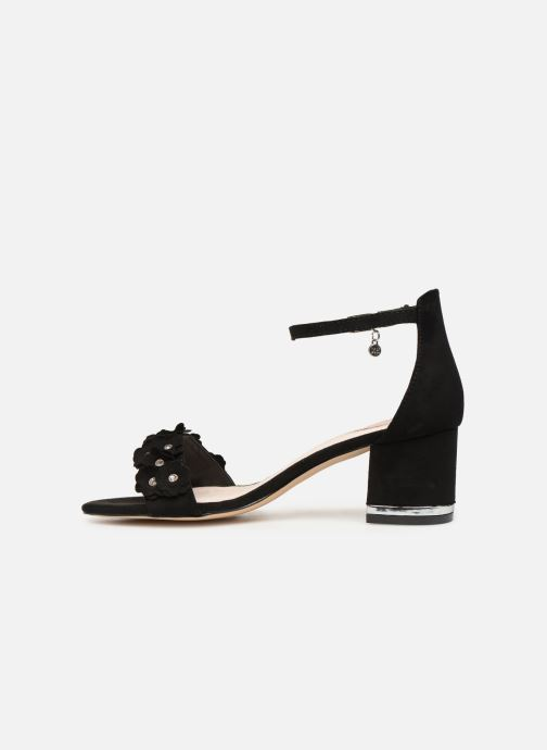 Sandales et nu-pieds Xti 32032 Noir vue face