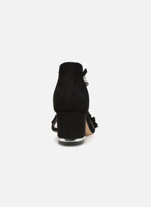 Sandales et nu-pieds Xti 32032 Noir vue droite