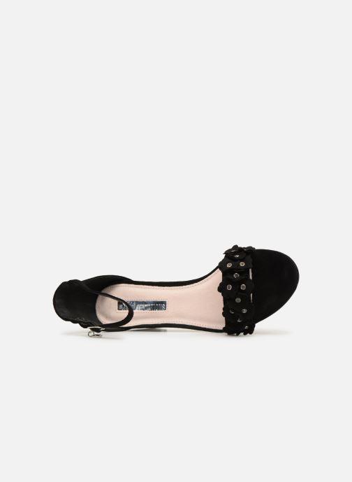 Sandales et nu-pieds Xti 32032 Noir vue gauche