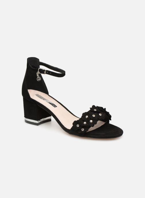 Sandales et nu-pieds Xti 32032 Noir vue détail/paire