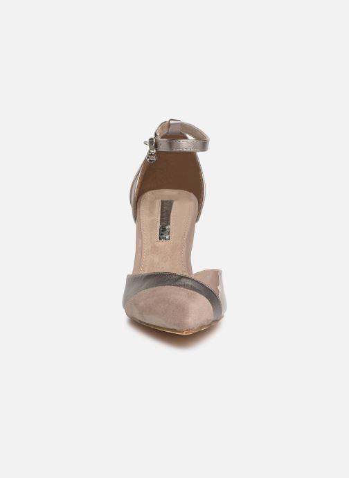 Sandalen Xti 32048 beige schuhe getragen