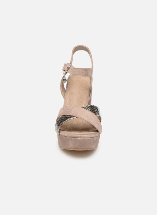 Sandals Xti 32055 Beige model view