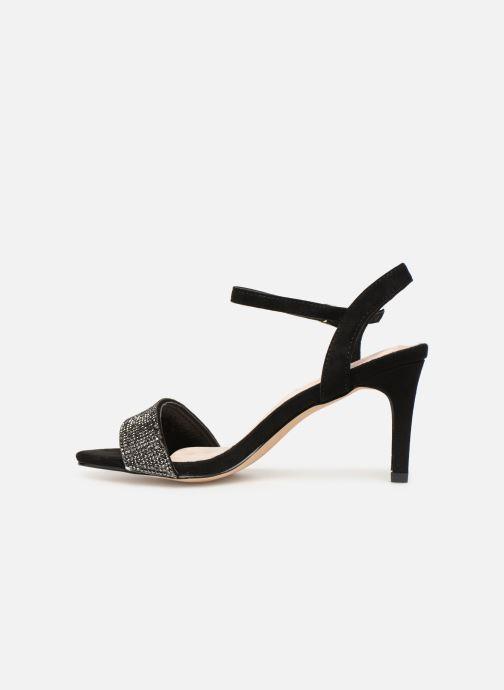Sandales et nu-pieds Xti 32081 Noir vue face