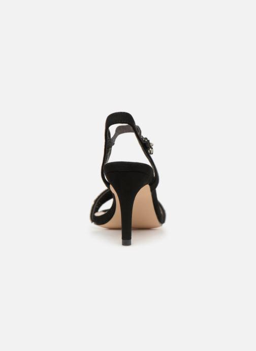 Sandales et nu-pieds Xti 32081 Noir vue droite