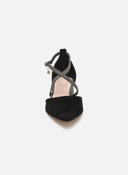 Sandalen Xti 32094 schwarz schuhe getragen