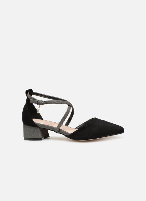 Sandales et nu-pieds Xti 32094 Noir vue derrière