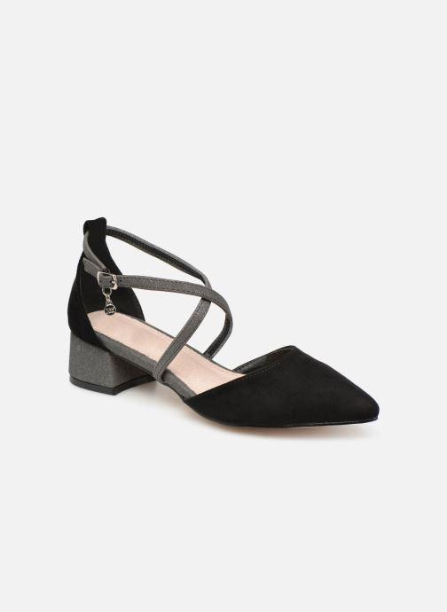 Sandales et nu-pieds Xti 32094 Noir vue détail/paire