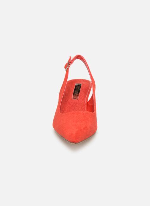 Escarpins Xti 35018 Rouge vue portées chaussures