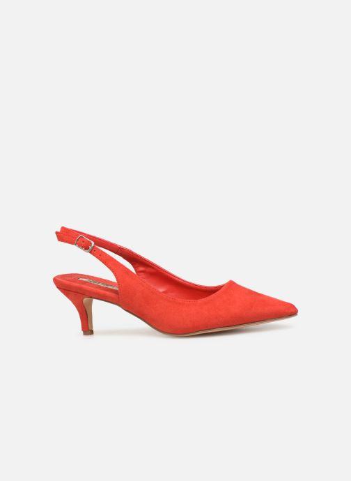 Zapatos de tacón Xti 35018 Rojo vistra trasera