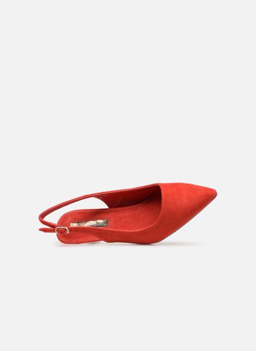 Zapatos de tacón Xti 35018 Rojo vista lateral izquierda