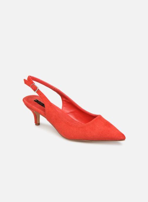 Zapatos de tacón Xti 35018 Rojo vista de detalle / par